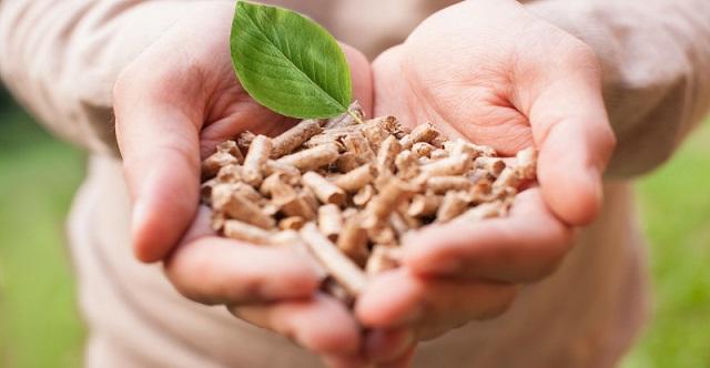 Viên nén sinh khối - tốt cho môi trường