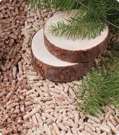 Viên nén gỗ là gì?